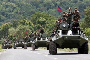 Sức mạnh Quân đội Hoàng gia Campuchia hiện tại: 'Con hổ đang lớn nhanh'