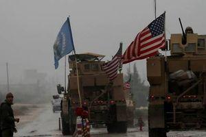 Mỹ bắt đầu rút khí tài quân sự khỏi Syria