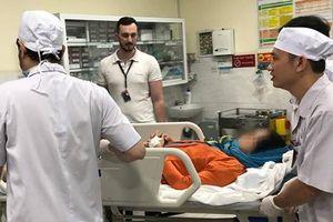 Ba nạn nhân nặng nhất trong vụ đánh bom ở Ai Cập ổn định sức khỏe