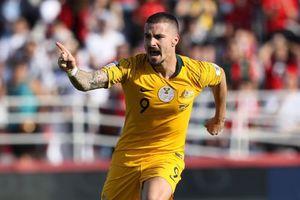 Palestine 0-3 Australia: Nhà đương kim vô địch chứng tỏ sức mạnh
