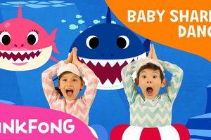 Bài hát thiếu nhi 'Baby Shark'