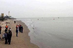 Ra biển chơi, nam sinh lớp 6 bị đuối nước tử vong
