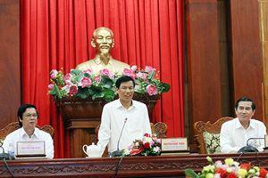 Bộ trưởng Nguyễn Ngọc Thiện làm việc tại hai tỉnh Bà Rịa – Vũng Tàu và Tiền Giang