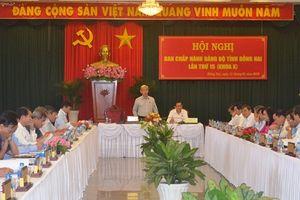 Sớm làm rõ trách nhiệm về cụm công nghiệp xây trái phép ở Đồng Nai
