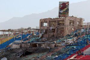 Bóng đá Yemen: Cây trường sinh trong bom đạn chiến tranh