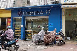 Christina – Q: Bán hàng nhái thương hiệu nổi tiếng?