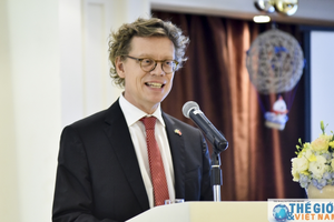 Thụy Điển tin tưởng vào sự tham gia tích cực của Việt Nam trong hợp tác đa phương