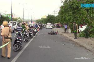 Chàng trai bán dưa hấu chết oan vì tai nạn giữa Honda Civic và Ford Ranger