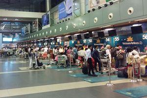 Sân bay Nội Bài sẽ hạn chế người đưa tiễn tại ga quốc tế T2