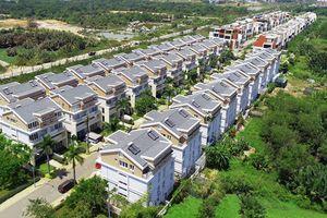 Lợi nhuận doanh nghiệp bất động sản tăng 65%