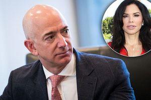 Tỷ phú Amazon gửi tin, ảnh nhạy cảm cho nữ MC nghi tình nhân?