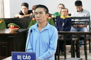 Giết vợ tại tòa, chồng lĩnh án 20 năm tù