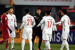 'Hung thần' của Việt Nam tại U23 châu Á cầm còi trận gặp Iran