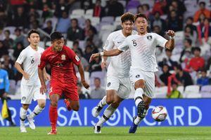 Hàn Quốc sớm đi tiếp dù phung phí quá nhiều cơ hội