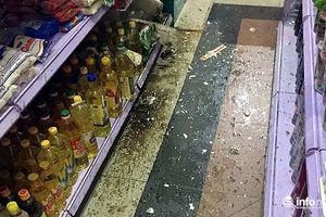 Nữ nhân viên bán hàng tạp hóa bị 'nhóm người lạ' ném chất bẩn, chảy máu đầu