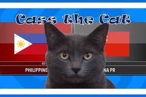 Mèo Cass dự đoán ASIAN CUP 2019: Kết quả trận Philippines vs Trung Quốc