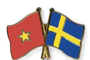 Thư mừng 50 năm thiết lập quan hệ ngoại giao Việt Nam - Thụy Điển