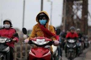 Tin thời tiết ngày 11/1: Bắc Bộ trời rét kèm mưa; Nam Bộ nắng nóng