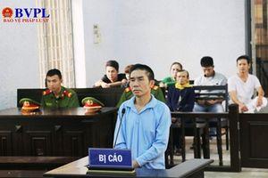 Người chồng lãnh án 20 năm tù vì đâm chết vợ ngay tại trụ sở tòa án