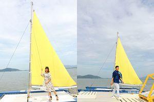 Đổi gió đầu năm đến 'sống ảo' tại bến du thuyền Marina làm xiêu lòng du khách tại Vũng Tàu