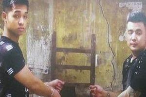 Công an TP Hà Nội:Liên tiếp triệt phá nhiều băng cướp 'dị'