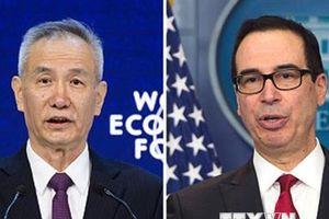 Phó Thủ tướng Trung Quốc sắp thăm Mỹ để đàm phán thương mại