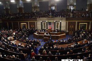 Hạ viện Mỹ thông qua các dự luật mở cửa lại một số cơ quan chính phủ