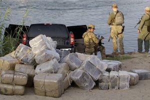 Những ngả đường ma túy vào Mỹ mà bức tường biên giới 'bất lực'