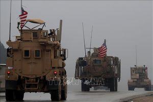 Liên quân do Mỹ đứng đầu xác nhận bắt đầu rút quân khỏi Syria