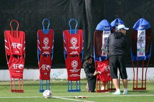 Đội tuyển Việt Nam luyện tập khắc phục 'tử huyệt' trước trận gặp Iran