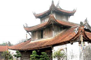 Chùa Bút Tháp - Kiến trúc cổ độc đáo lừng danh Kinh Bắc