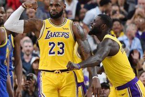 Tin vui cho Lakers, LeBron James sắp quay trở lại