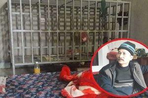 Những uẩn khúc vụ người đàn ông bị nhốt trong cũi sắt 3 năm ở Thanh Hóa