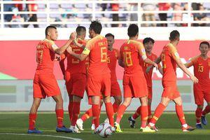 Trung Quốc giành vé vào vòng 1/8 với chiến thắng đậm trước Philippines