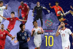 Quang Hải góp mặt trong top 10 sao sáng nhất Asian Cup 2019 vòng bảng đầu tiên
