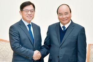 'Đề nghị Samsung tiếp tục mở rộng cơ sở sản xuất tại Việt Nam'