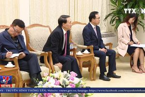 Thủ tướng tiếp lãnh đạo Công ty Điện tử Samsung