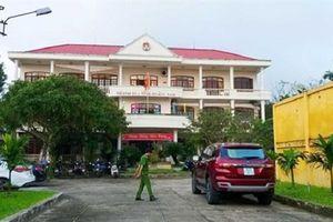 Quảng Nam: Điều tra nguyên nhân 1 phó Chánh thanh tra tử vong