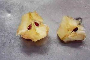 Những bộ phận rau củ chứa độc tố nguy hiểm ít người biết