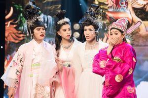 Hoa hậu Tiểu Vy đảm nhận vai tiên nữ trong lần đầu thử sức với sân khấu kịch