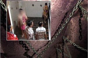 Cận cảnh động spa mại dâm đồng tính ở Sài Gòn dùng lồng sắt, dây xích để 'tạo cảm giác mạnh'