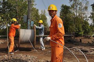 'Vùng lõm' miền Tây: Điện về đón Tết