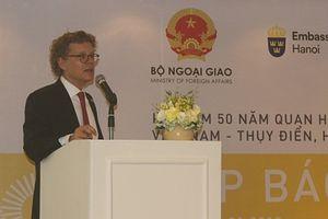 Kỷ niệm 50 năm thiết lập quan hệ ngoại giao Việt Nam - Thụy Điển