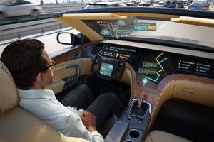 Cú bắt tay của LG và Microsoft sẽ nuốt 'miếng bánh tỉ đô' lĩnh vực xe tự hành?