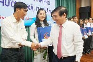TP. Hồ Chí Minh nâng cao chất lượng đội ngũ cán bộ, công chức phường, xã, thị trấn