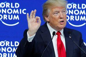Chính phủ đóng cửa, ông Trump có thể không tham dự Diễn đàn kinh tế thế giới