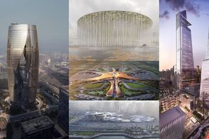 Những tòa nhà sẽ định hình kiến trúc thế giới năm 2019