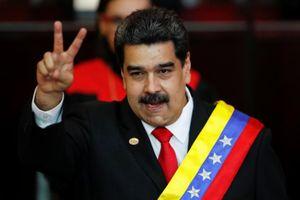 Lễ nhậm chức nhiều tranh cãi của Tổng thống Venezuela Maduro