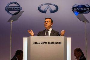Cựu CEO Nissan Carlos Ghosn khẳng định mình vô tội