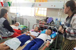 45 học sinh nhập viện do ngậm nước phòng trừ sâu răng
